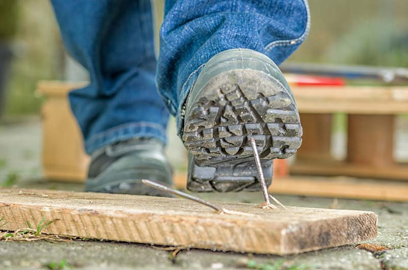 Jobsite Safety Puncture Wounds And Tetanus Threat